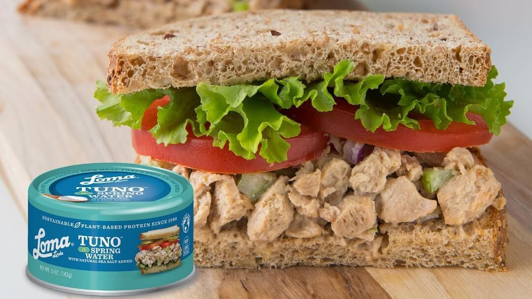 Fish-Free Canned Tuna Launches in UK