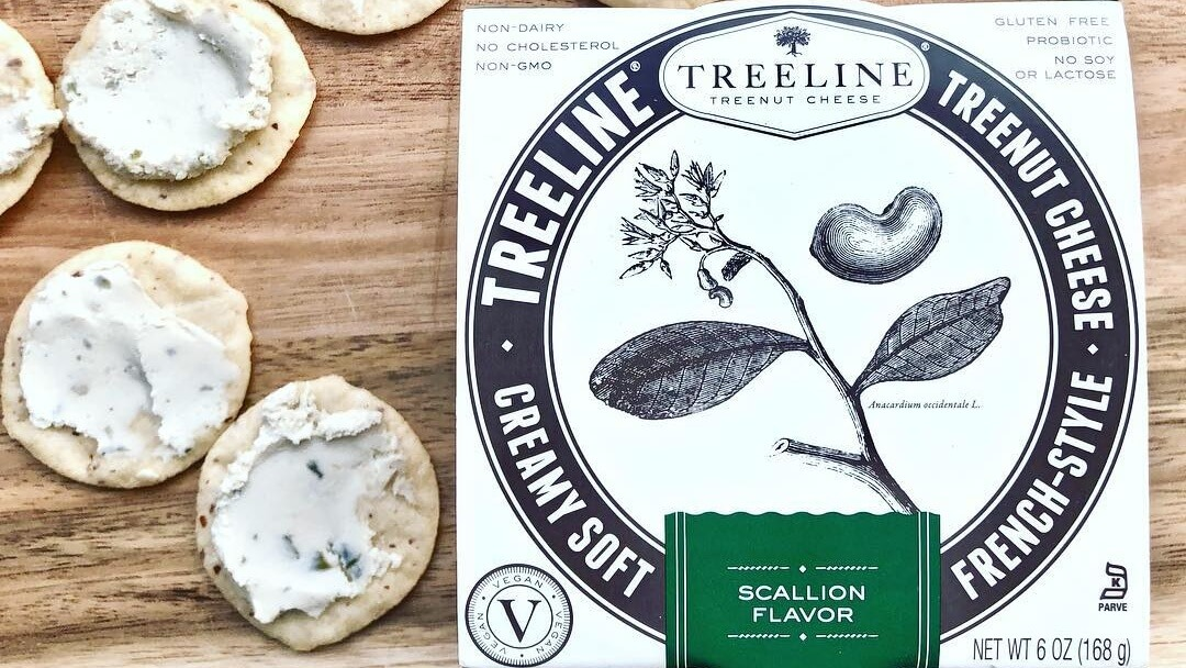 Artisanal Vegan Cheese Brand Treeline Treenut Cheese Doubles Production to Meet Demand