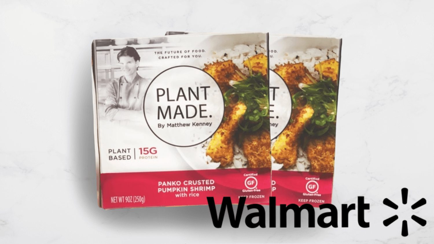 This Celeb Chef Is Launching Vegan Shrimp In Walmart