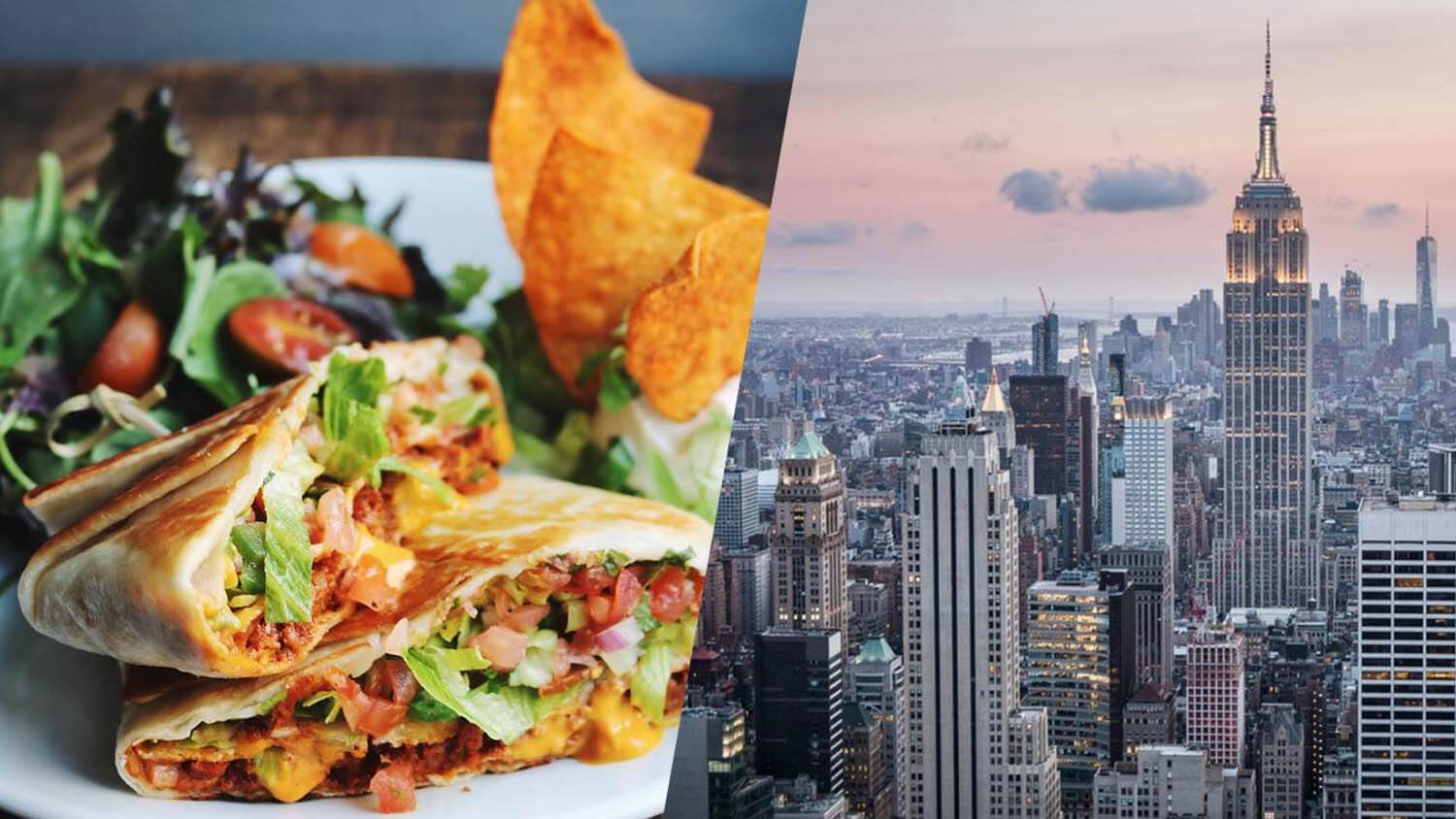 New York City Named Best City for Vegan Food By Finance Website Wallethub
