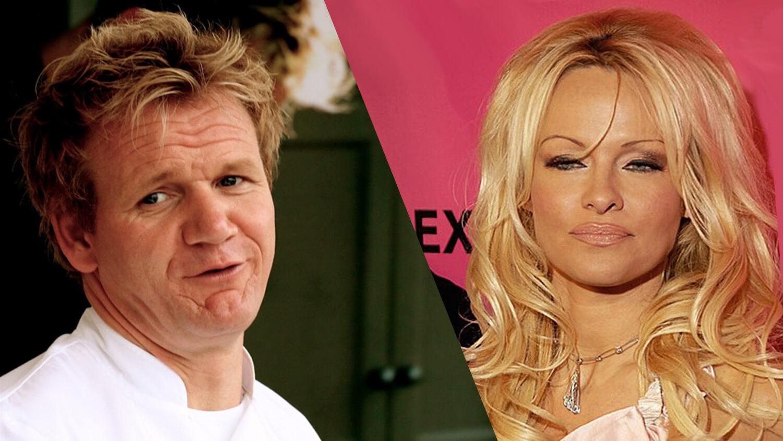 Vegan Celeb Pamela Anderson Says Chef Gordon Ramsay's Foie Gras Menu Is the Real 'Hell's Kitchen'