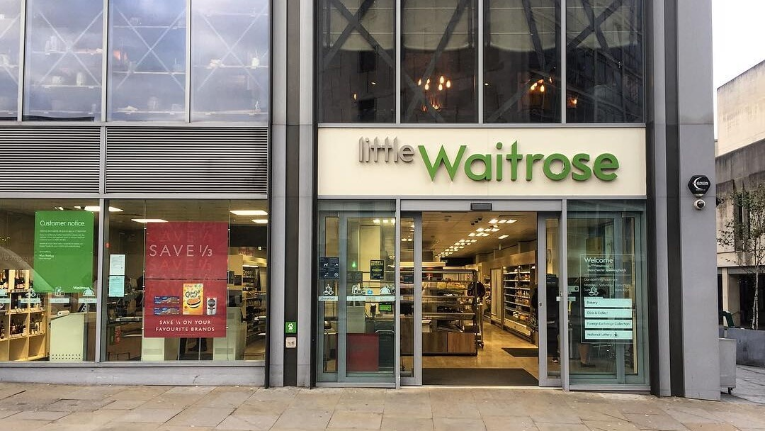Waitrose to Remove 100 Million Plastic Bags From UK Stores