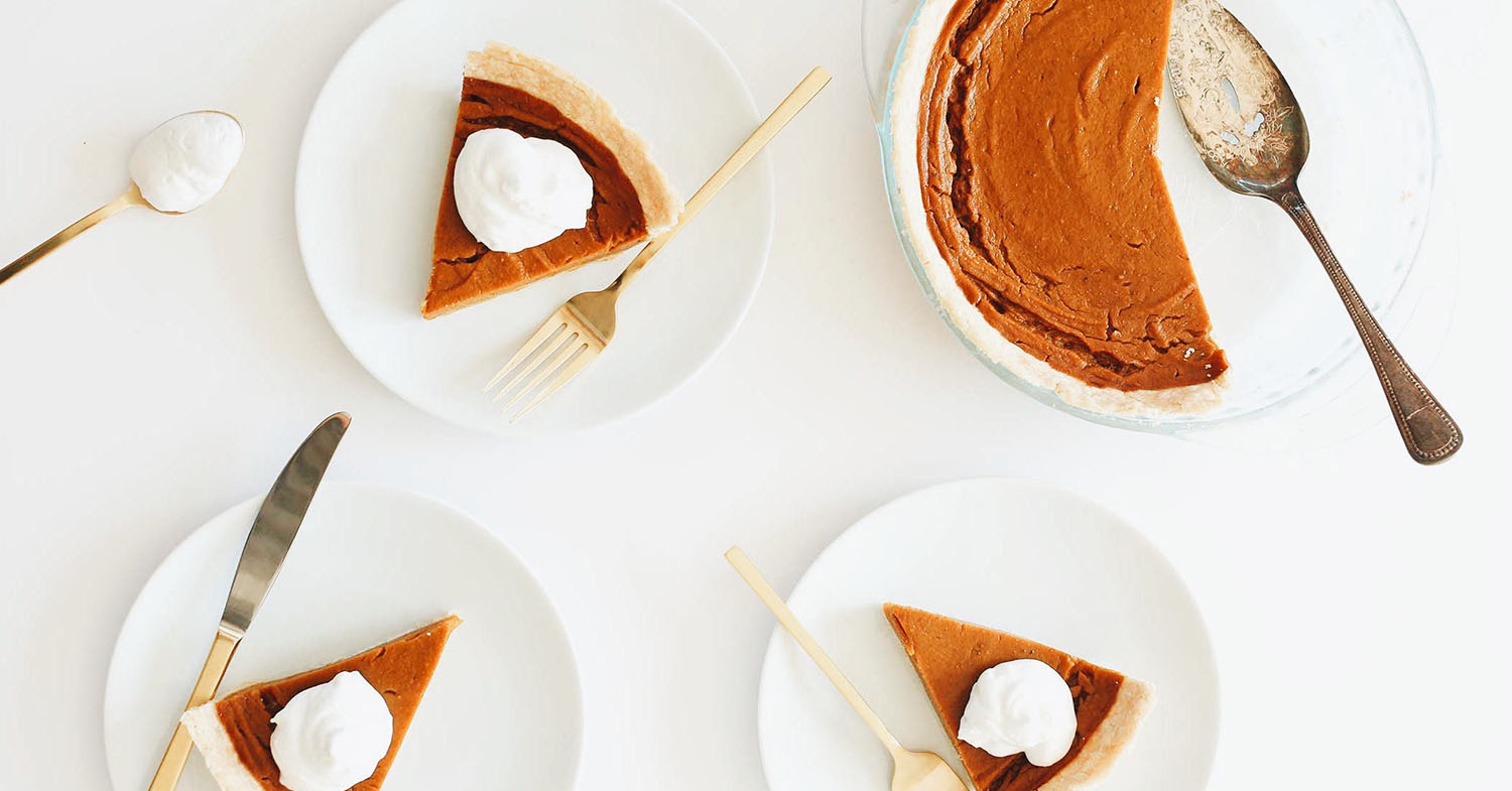 11 Vegan Thanksgiving Dessert Recipes for the Sweetest Holiday Feast