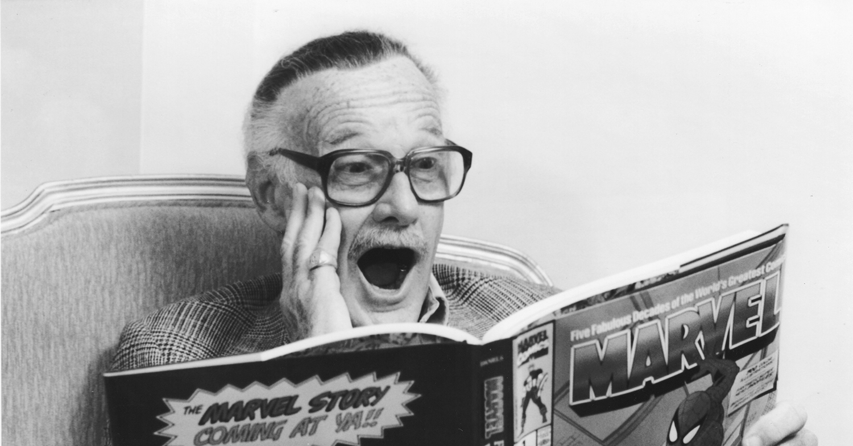 Vegan Celebs Pay Tribute to Marvel Comics Founder Stan Lee