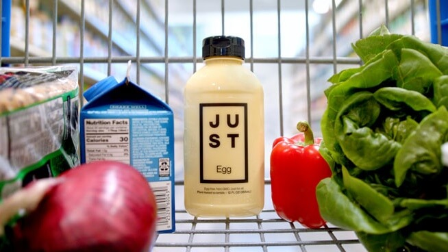 Vegan Egg Crowned Smartest Sustainable Product of 2018