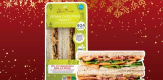 11 Vegan Christmas Sandwiches You Can Find in the UK