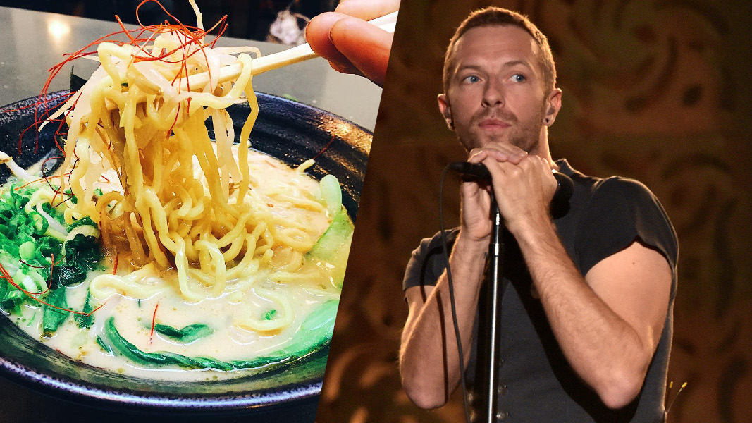 Ramen Hood's Vegan Ramen Is So Good It May Have Just Inspired Chris Martin to Write a New Coldplay Song