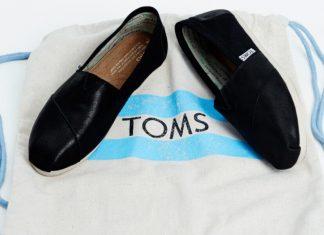 Vegan-Friendly Shoe Brand TOMS Donates $5 Million to End Gun Violence in Schools