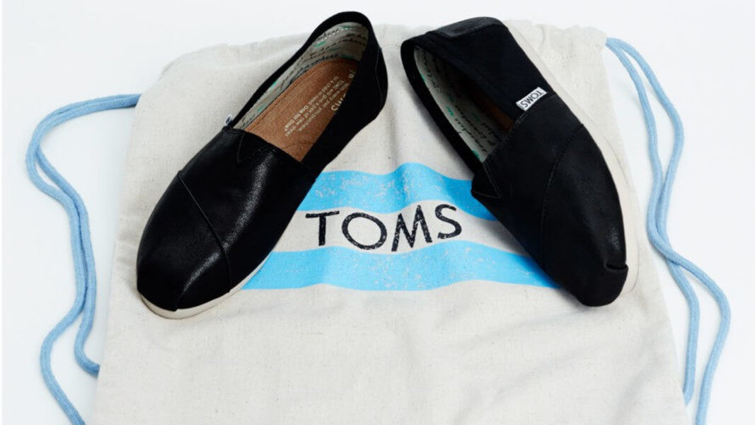 Vegan-Friendly Shoe Brand TOMS Donates $5 Million to End Gun Violence in Schools