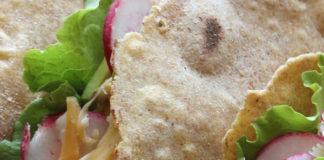 Vegan 'Naked' Taco Bell Chicken-Style Seitan Chalupa Wrap Recipe