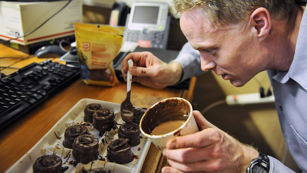 Former Accountant Launches Kennard's Vegan Chocolate After Health Crisis