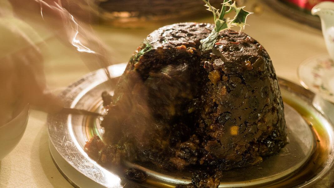British Chocolatier Hotel Chocolat Launches Salted Caramel Vodka and Chocolate Vegan Christmas Pudding