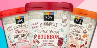 Vegan Bourbon and Whiskey Dairy-Free Holiday Ice Creams Arrive at Whole Foods