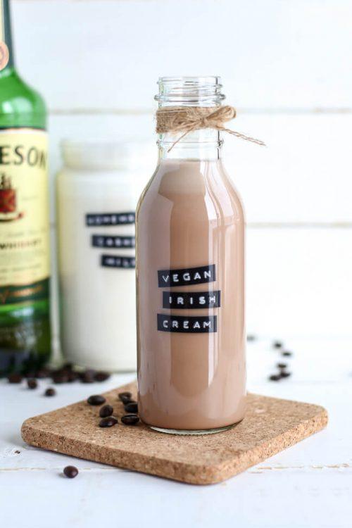 7 Dairy-Free Cream Liqueurs for Festive Vegan Holiday Cocktails