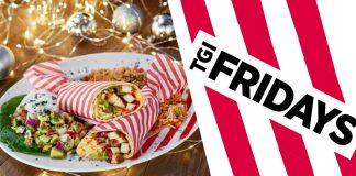 TGI Fridays UK Launches Vegan-Friendly Christmas Menu Featuring Pomegranate Hummus and Vegetable Fajitas