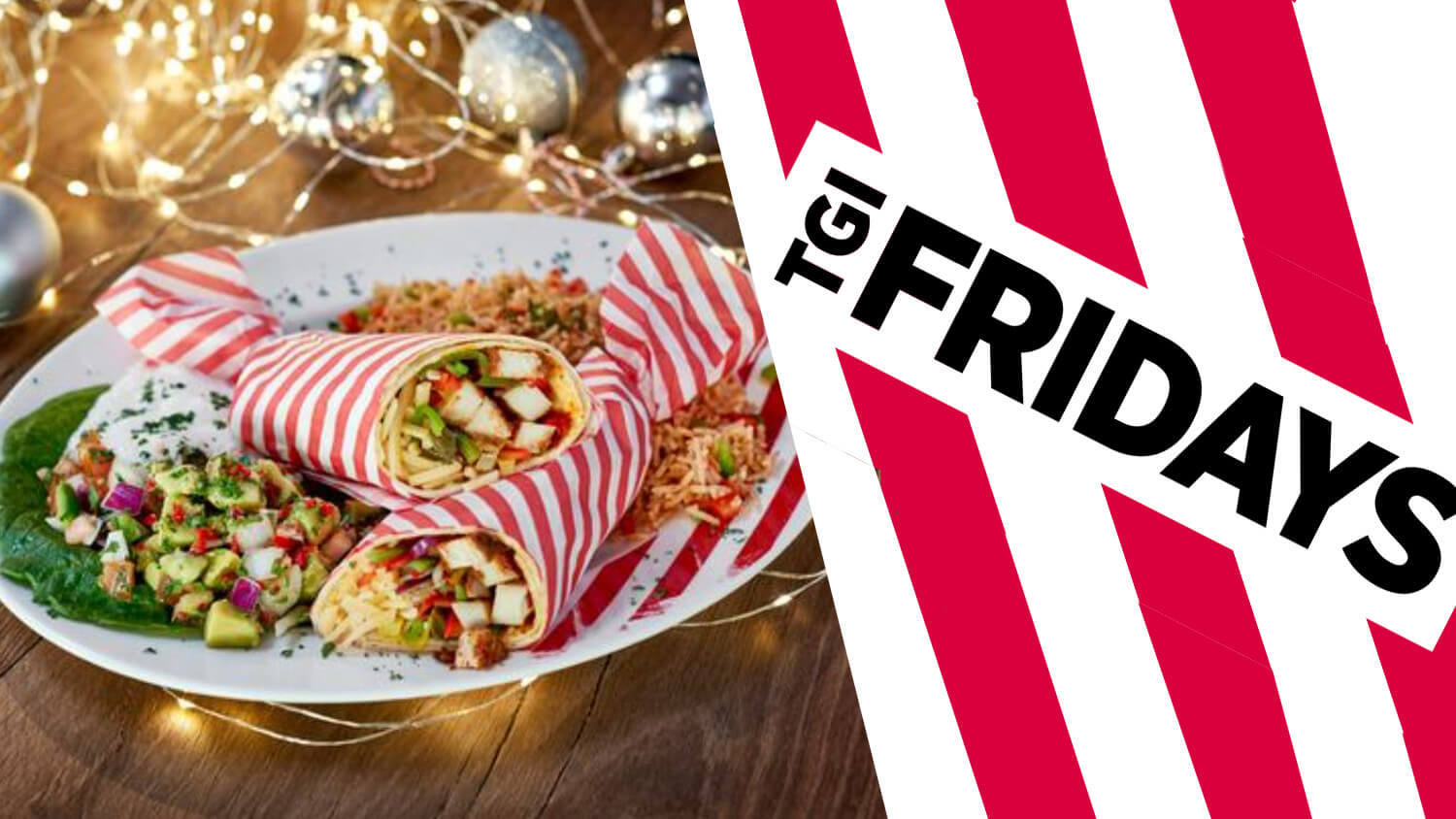 TGI Fridays UK Launches Vegan-Friendly Christmas Menu Featuring Pomegranate Hummus and Vegetable Fajitas