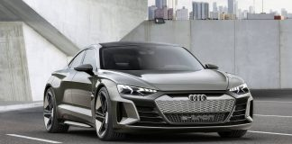 Audi Is Taking On Tesla With the Vegan and Recycled Electric e-tron GT