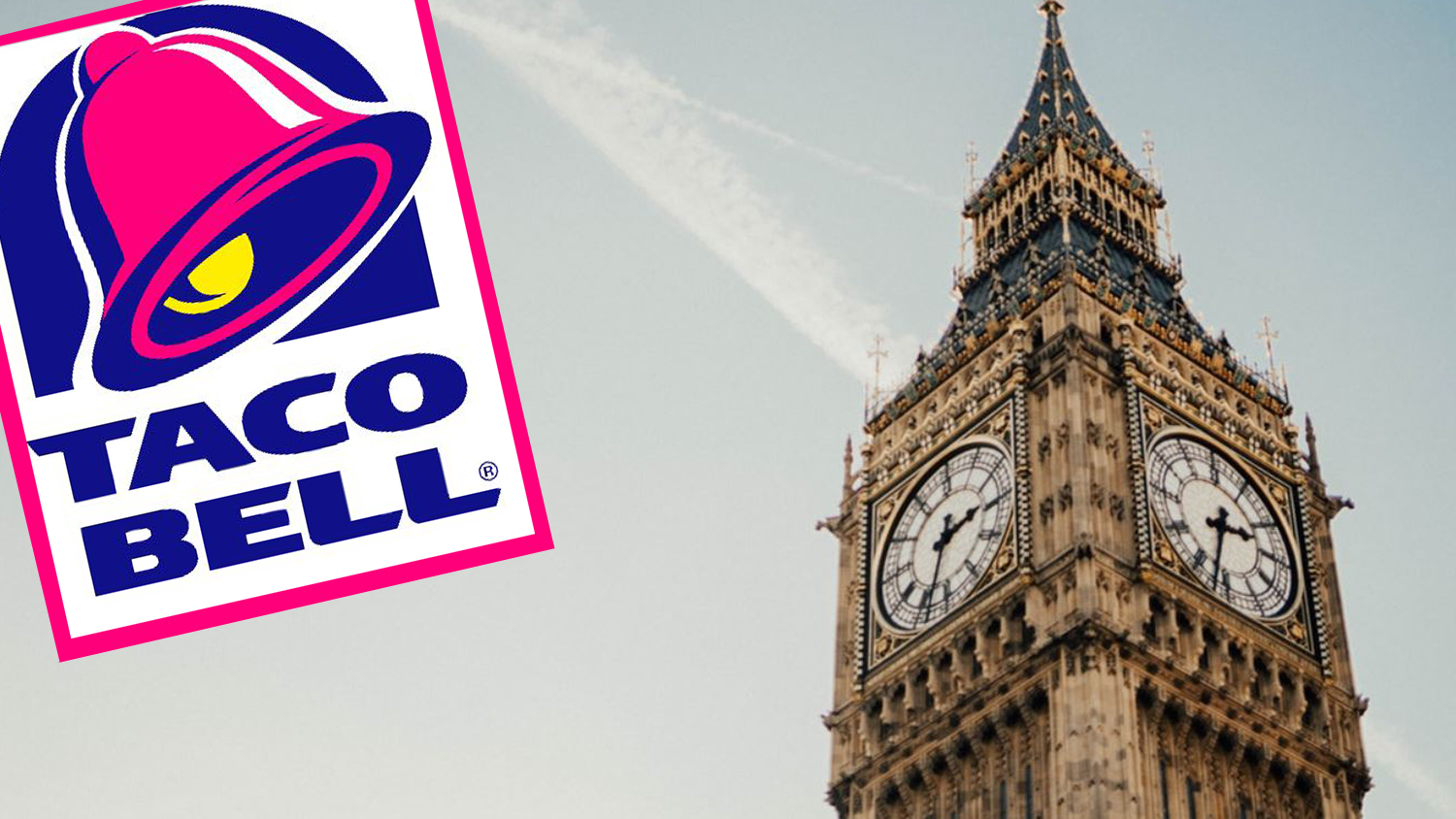 Big Ben Is Just As Excited About Vegan Taco Bell Burritos As We Are