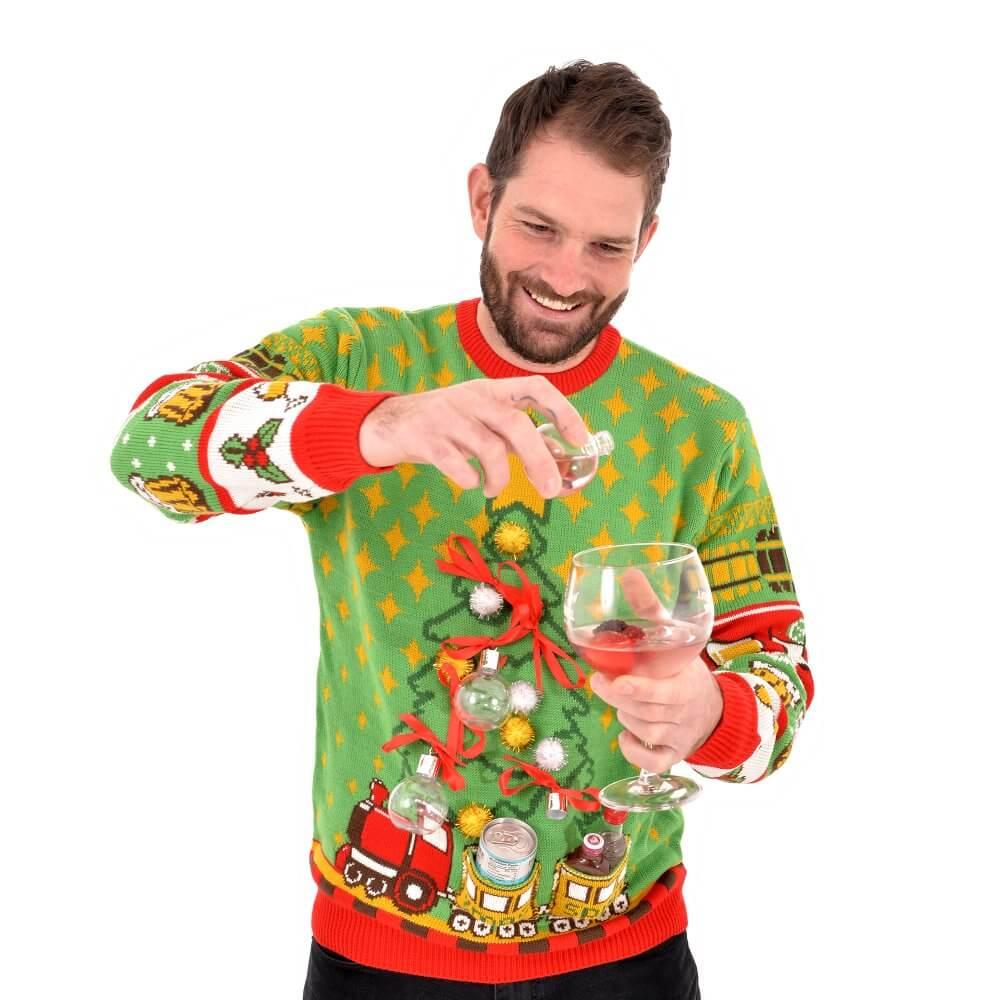 7 of The Best Wool-Free Vegan Ugly Christmas Jumpers