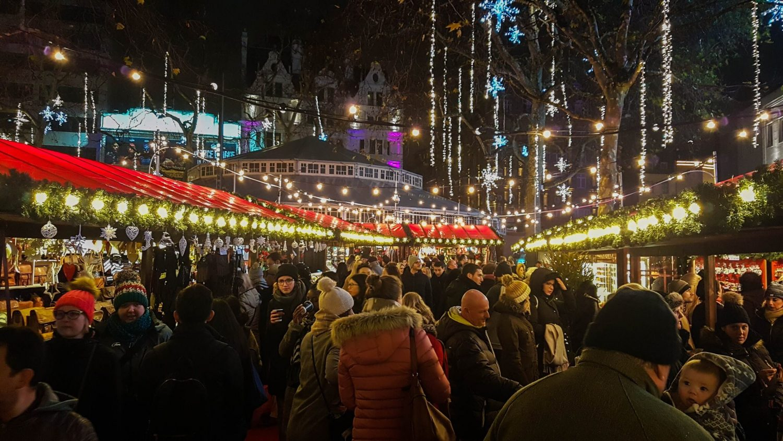 The Zero-Waste Vegan Christmas Market Arrives in London