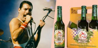 Queen's 'Bohemian Rhapsody' Vegan Lager Is Kind of Magic