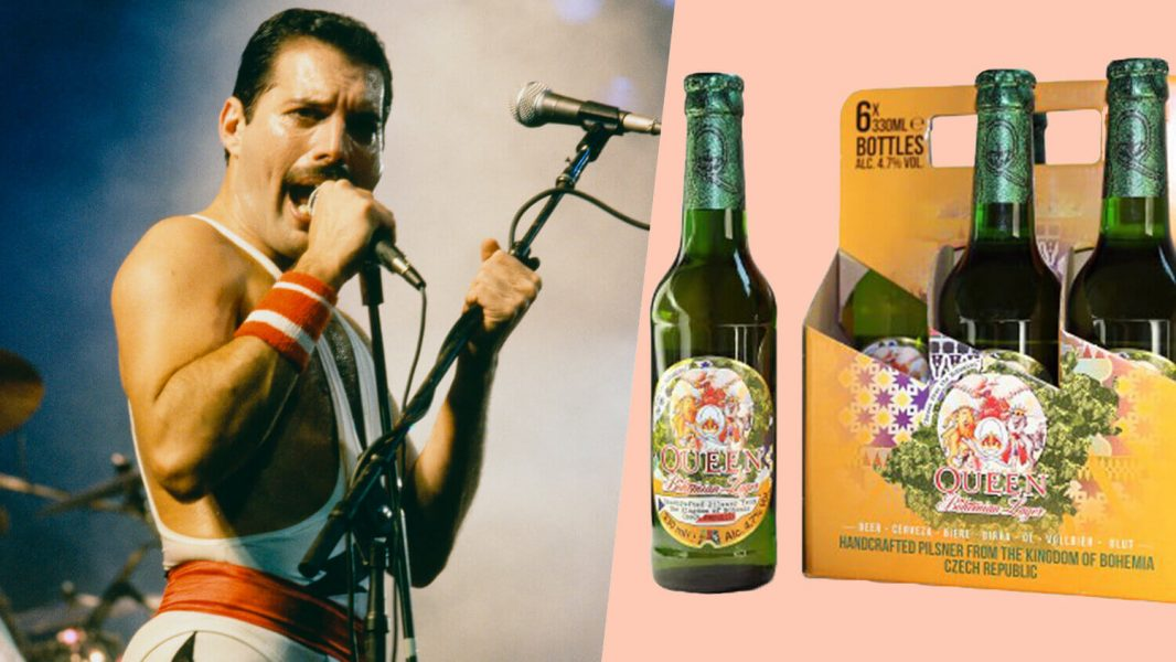 Queen's 'Bohemian Rhapsody' Vegan Lager Is Kind of Magic