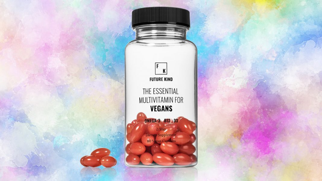 Be Kind to Your Future Self With One Daily Vegan Vitamin