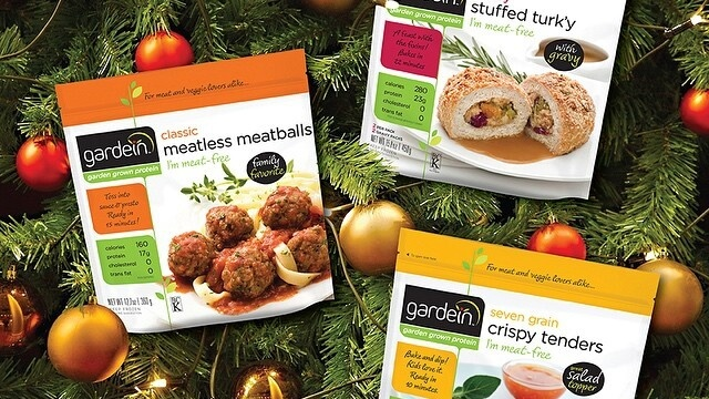 Canadian Vegan Meat Brand Gardein to Make UK Debut in Sainsbury's Supermarkets