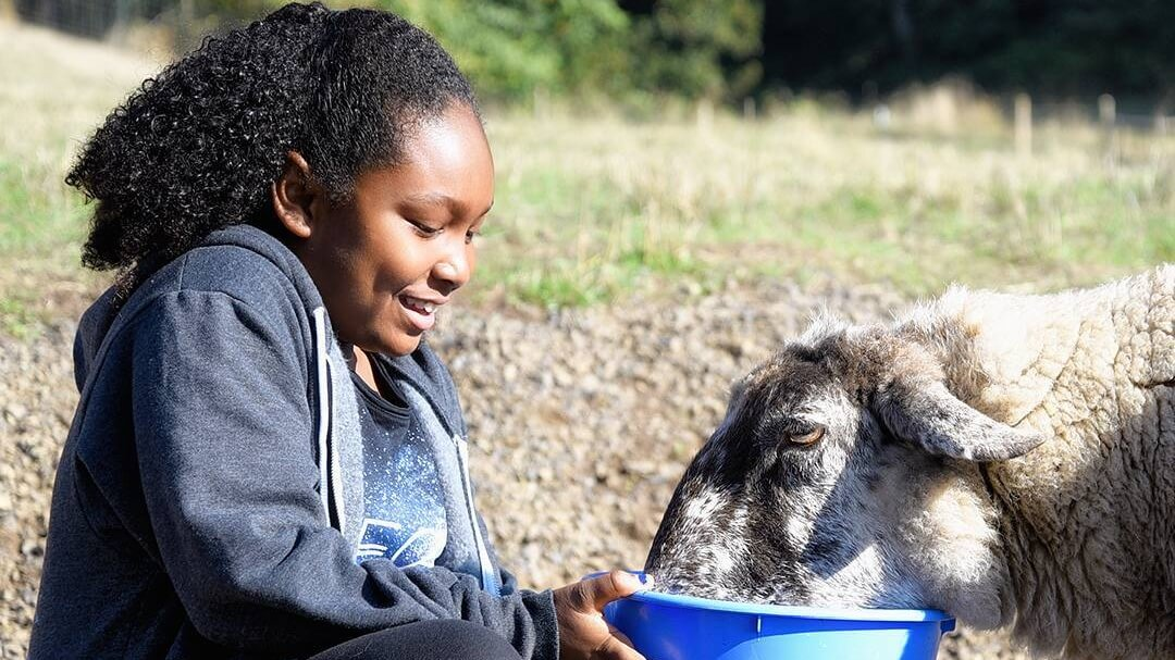 11-Year-Old Vegan TEDx Speaker Genesis Butler Launches Non-Profit to Support Animal Sanctuaries