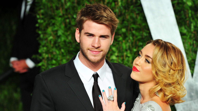 How Miley Cyrus and Liam Hemsworth Do Vegan Thanksgiving