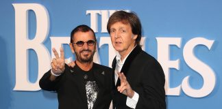 80-Year-Old Vegetarian Drummer Ringo Starr Says Broccoli Keeps Him Young