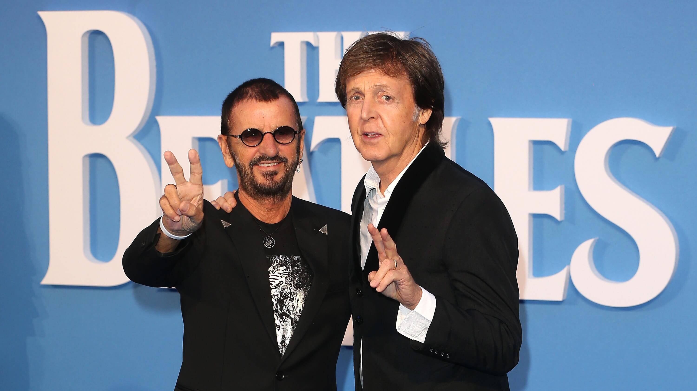 Broccoli Is Ringo Starr's Anti-Aging Secret