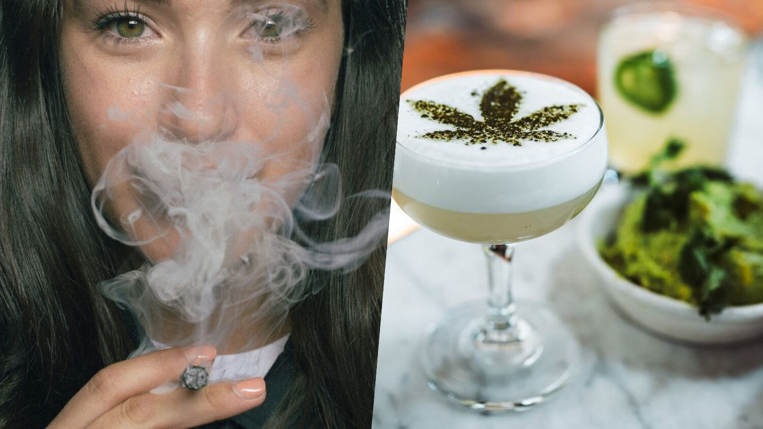 A Bunch of Potheads Just Hosted a Vegan CBD-Infused 'Hempsgiving' Dinner