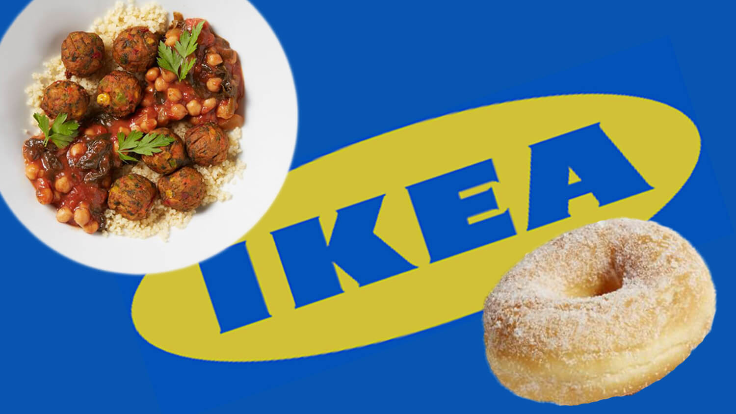 IKEA Partners With Uber Eats to Deliver Vegan 'Meatballs' and Doughnuts to Londoners
