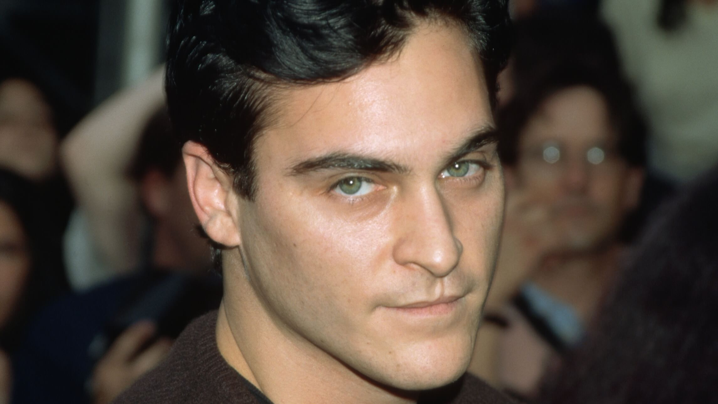 This '90s Thanksgiving Ad Starring Joaquin Phoenix Will Turn You Vegan