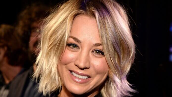 'Big Bang Theory' Star Kaley Cuoco Saves Sea Lion on Thanksgiving Day