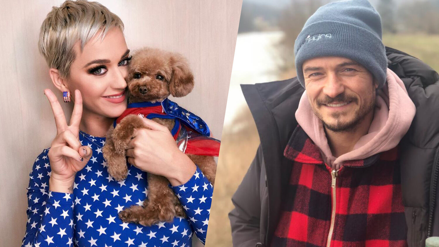 Actor Orlando Bloom Keeps Taking Girlfriend Katy Perry Out for Vegan Food (and She Likes It)