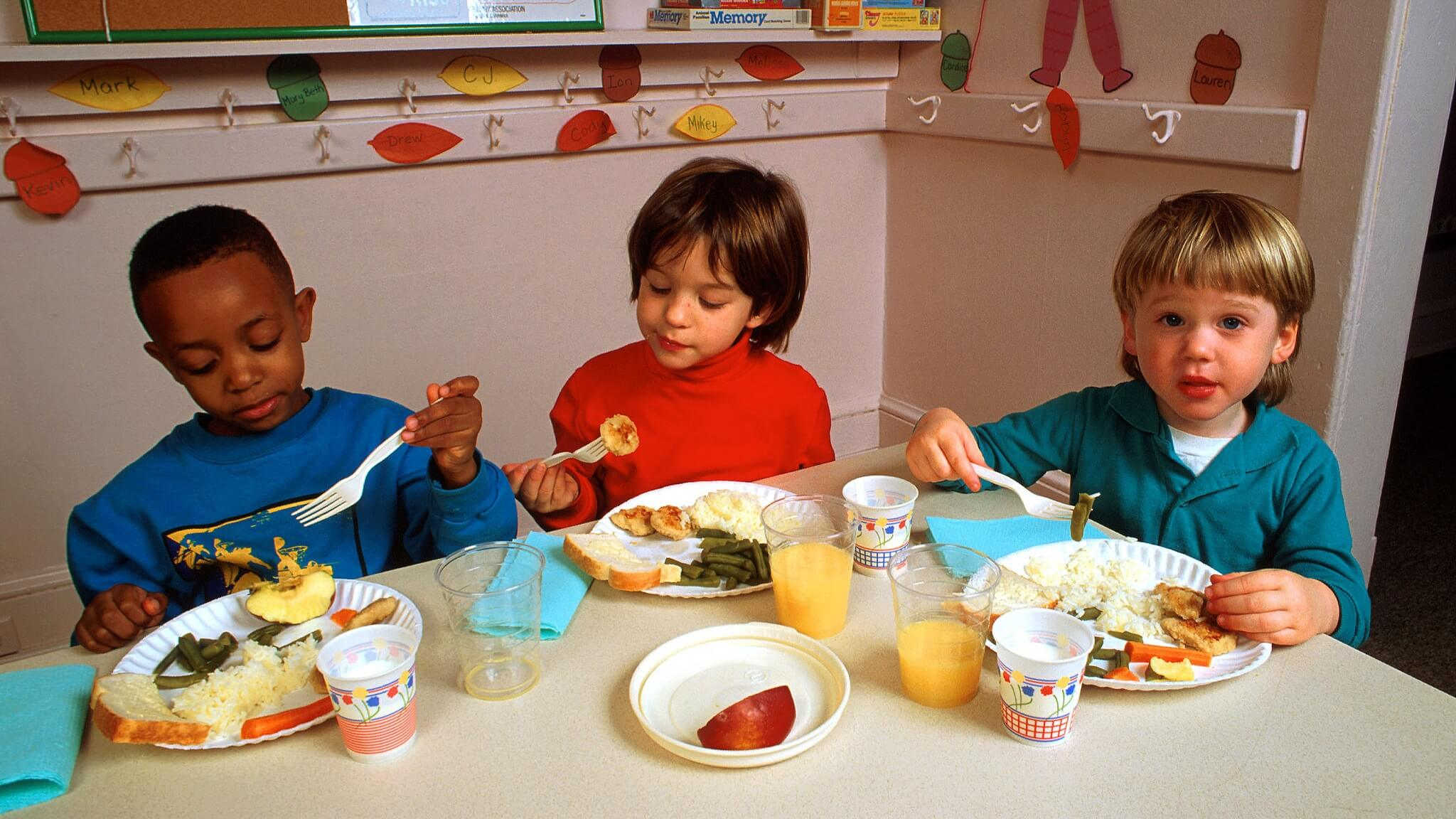 International Non-Profit Brings Vegan Meals to Schools to Combat Childhood Obesity