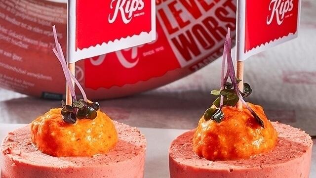Dutch Meat Company Zwanenberg's Kips Launches Vegan Liverwurst, Pâté, and Filets