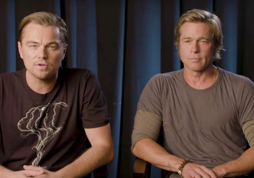 Brad Pitt and Leonardo DiCaprio Urge Voters in California to Support Animal Welfare Legislation Prop 12