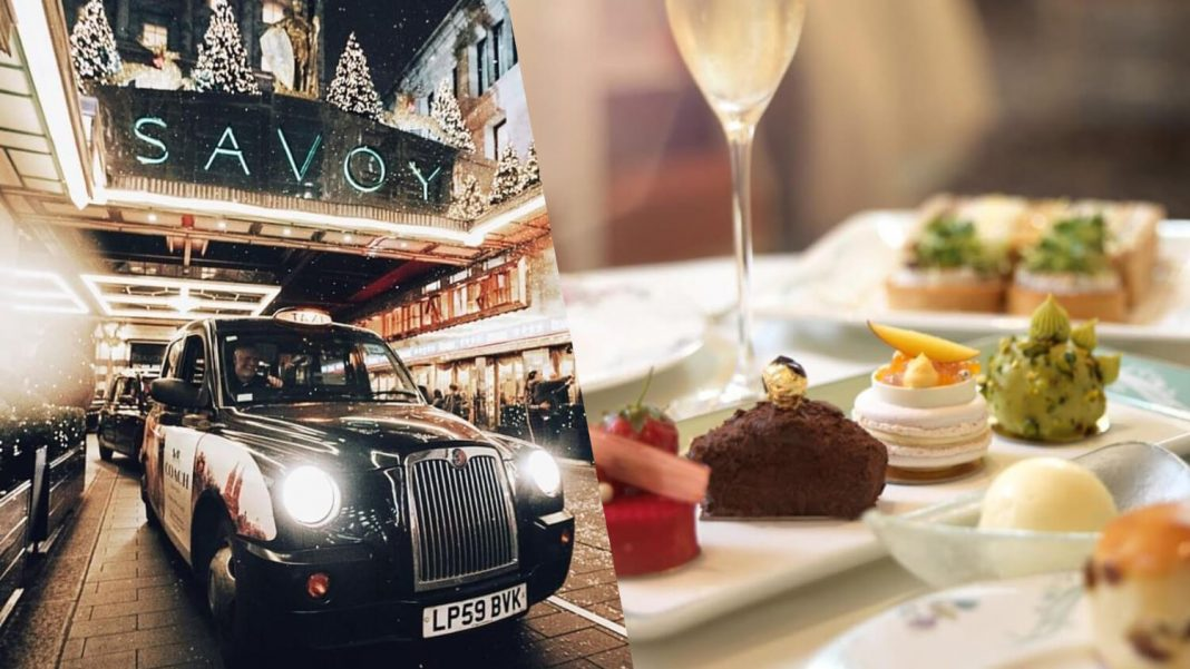 London's Historic Savoy Hotel Hosts Its First Major Vegan Banquet