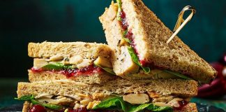 10 Vegan Christmas Sandwiches You Can Find in the UK
