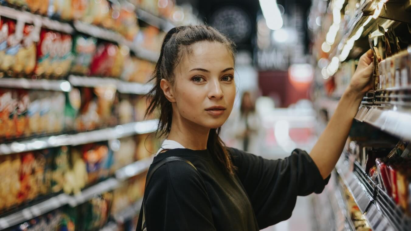 British Millennials' Top 5 Grocery Choices are Vegan Says New Data