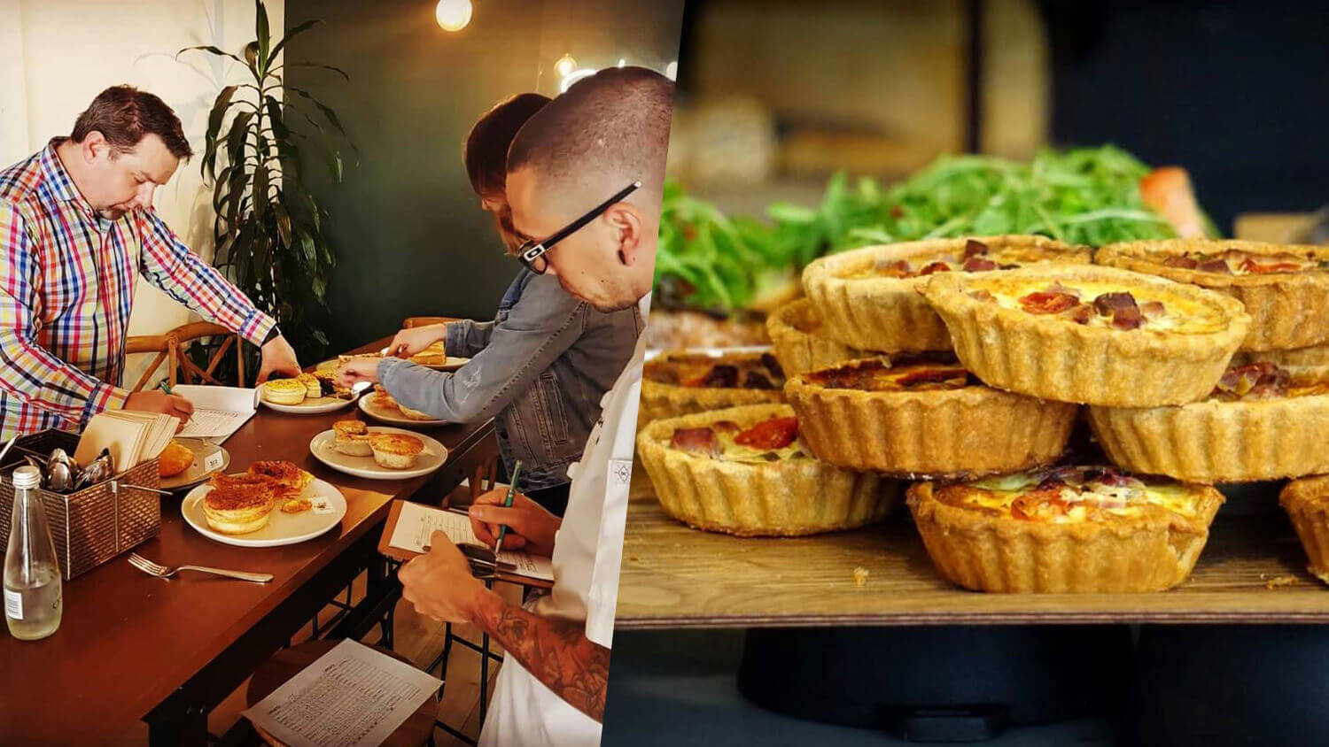 Vegan Society New Zealand Hosts Nation's First Ever Plant-Based Pie Competition