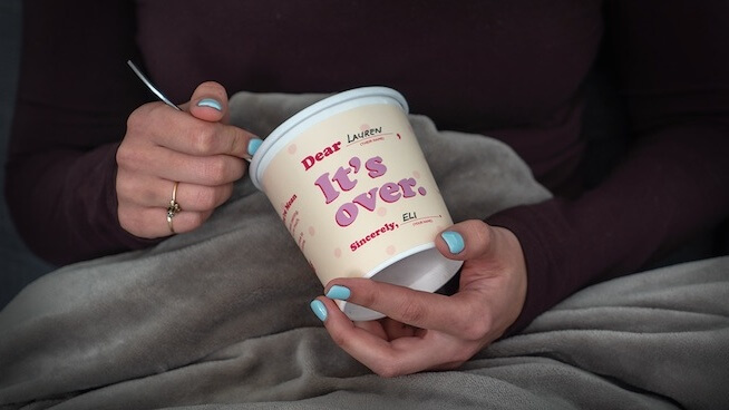 Vancouver Vegan Ice Cream Brand Nora's Launches Dairy-Free 'Breakup' Pints to Drown Your Sorrows In