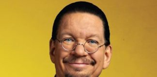Penn Jillette Says He's Vegan for the Animals Now