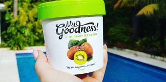 Vegan Dessert Brand My Goodness! Launches Dairy-Free Persimmon-Based Ice Cream in New Zealand