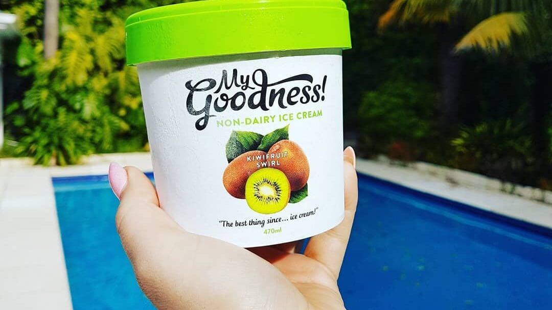 Vegan Dessert Brand My Goodness! Launches Dairy-Free Persimmon-Based Ice Cream in New Zealand
