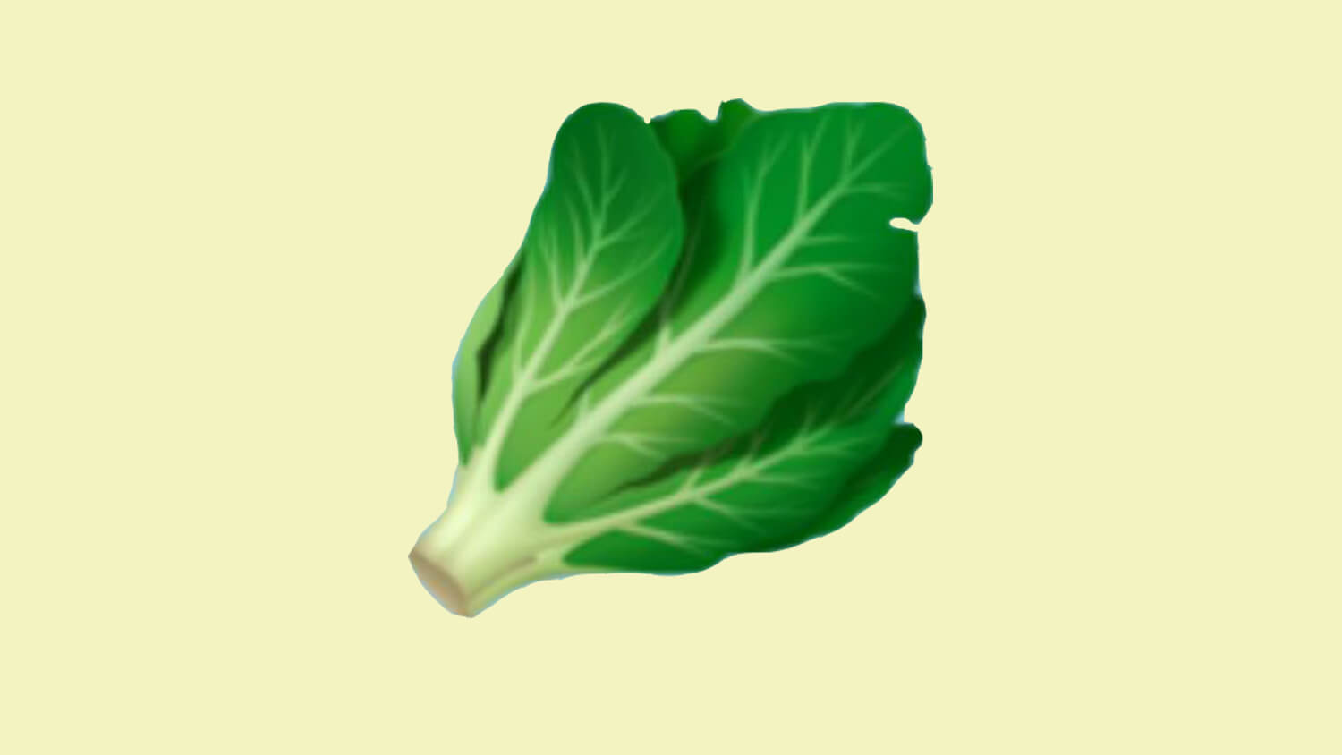 iPhone Users Now Have a Romaine Lettuce Emoji That's Free From E. Coli