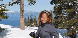 Vegan Olympic Skier Seba Johnson Says Drinking Dairy for Bone Health Is a Marketing Scam